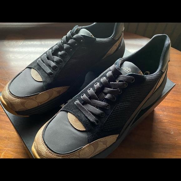 Coach Shoes   Coach C52 Tech Runner 13d